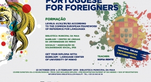 Curso - Portuguese for Foreigners