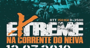 Extreme na corrente do Neiva