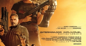 "Cinema: ""EXTERMINADOR INPLACÁVEL: DESTINO SOMBRIO"""
