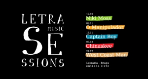 Beer Letra and Gig. proudly present: Letra Music Sessions