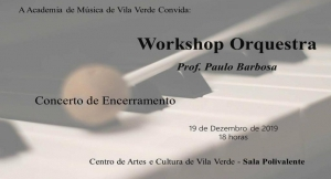Workshop Orquestra