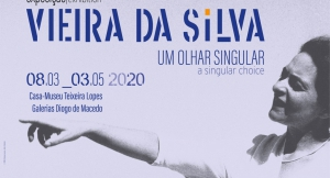 "Exhibition VIEIRA DA SILVA ""A Singular Choice"""