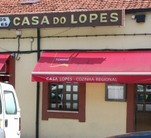 Restaurant Casa do Lopes